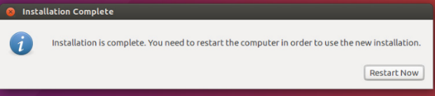 Install Linux Step 2