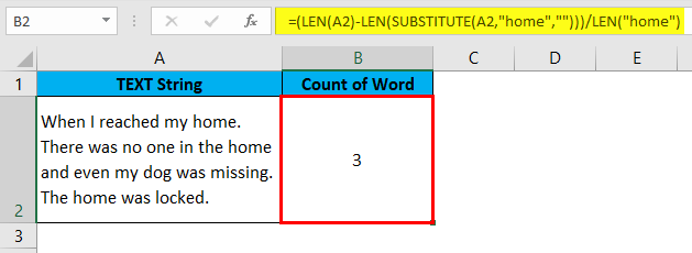 Count Word Example 3-3