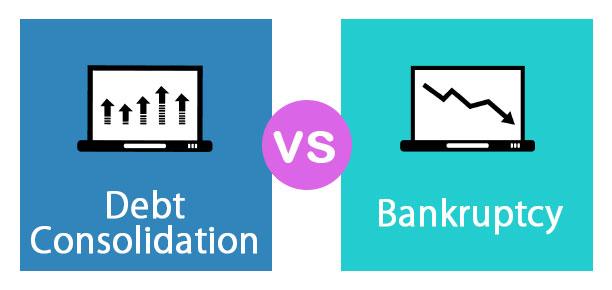 Debt Consolidation vsBankruptcy