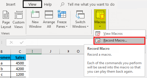 Excel Enable Macros Example 1-1
