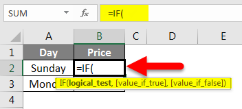 Grade Formula in Excel example 1-4