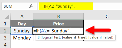 Grade Formula in Excel example 1-5