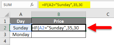 Grade Formula in Excel example 1-7