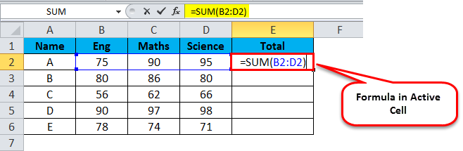 Hide formula in MS-Excel 1-1
