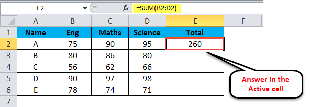 Hide formula in MS-Excel 1-2