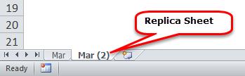 Insert New Worksheet Example 3-7