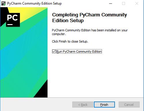 PyCharm Community Edition box