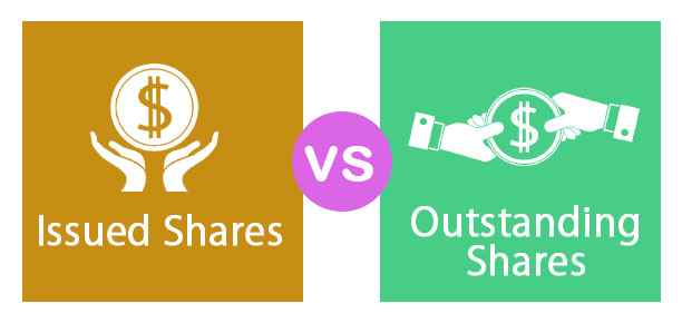 Issued Shares vs Outstanding Shares