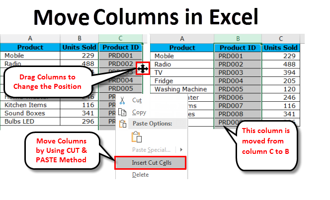 Move-Columns-in-Excel