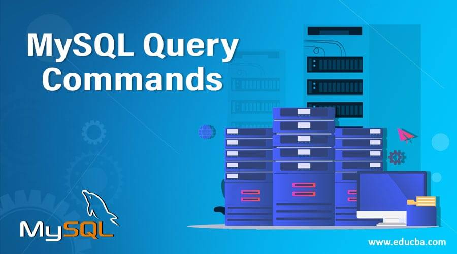 MySQL-Query-Commands
