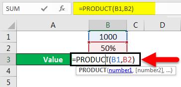 Percentage formula example 1-8
