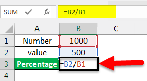 Percentage formula example 2-2