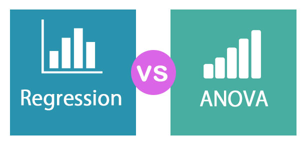 Regression vs ANOVA