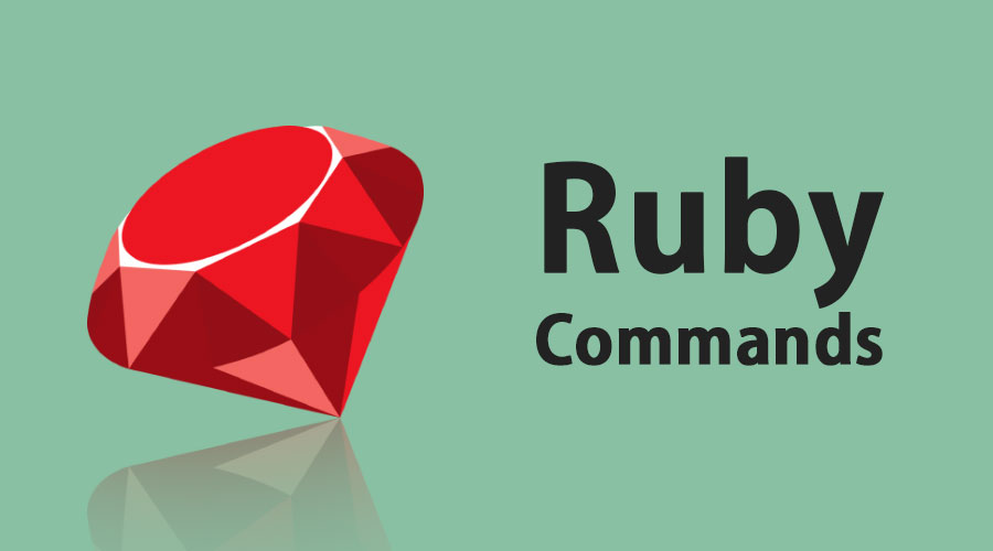 Ruby Commands