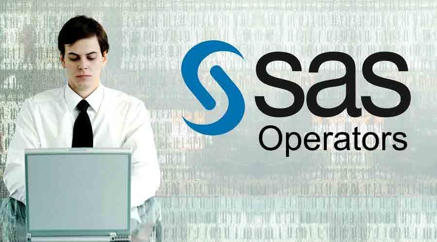 SAS Operators