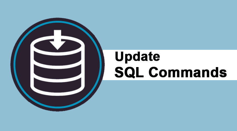 SQL Commands Update