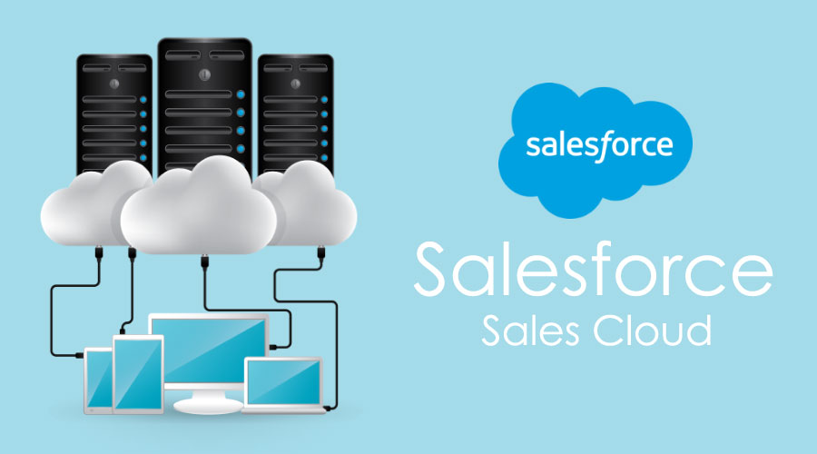 What is Salesforce Sales Cloud?