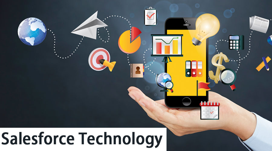 What is Salesforce technology