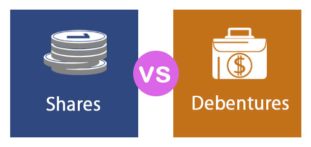 Shares vs Debentures