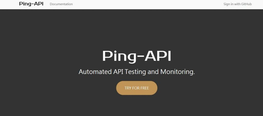SoapUI Alternatives Ping API