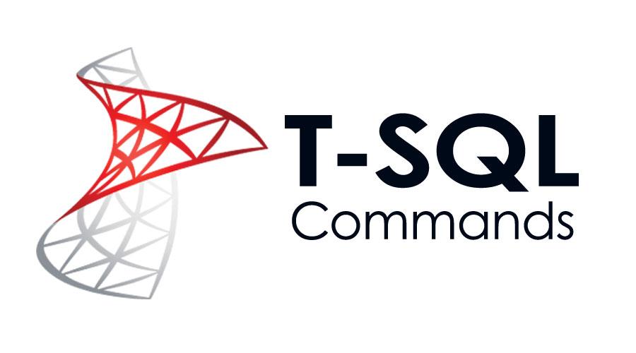T-SQL-Commands