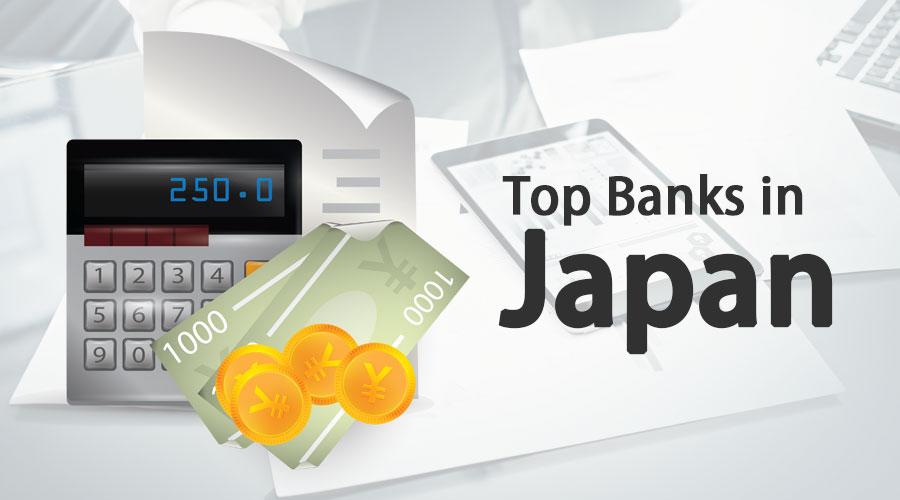 Top Banks In Japan