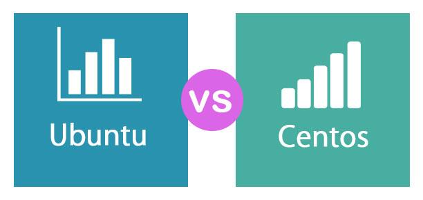 Ubuntu vs Centos