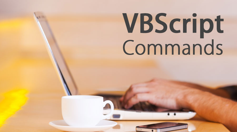 VBScript Commands