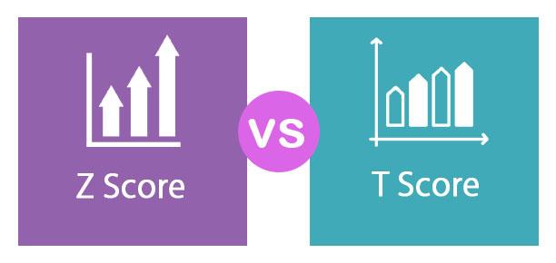 Z Score vs T Score