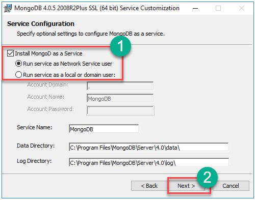 install mongodb.5