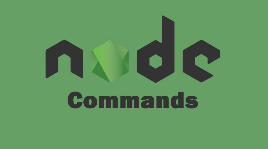 node command
