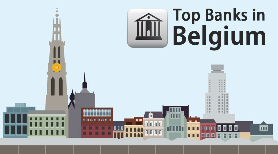 top Banks in Belgium