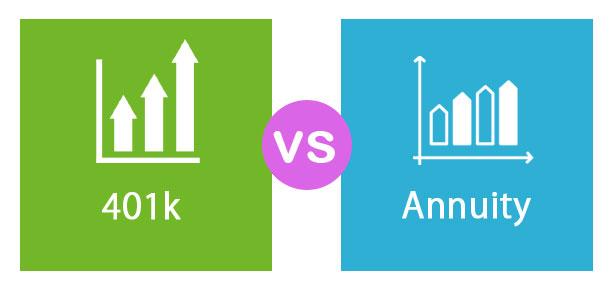 401k vs Annuity