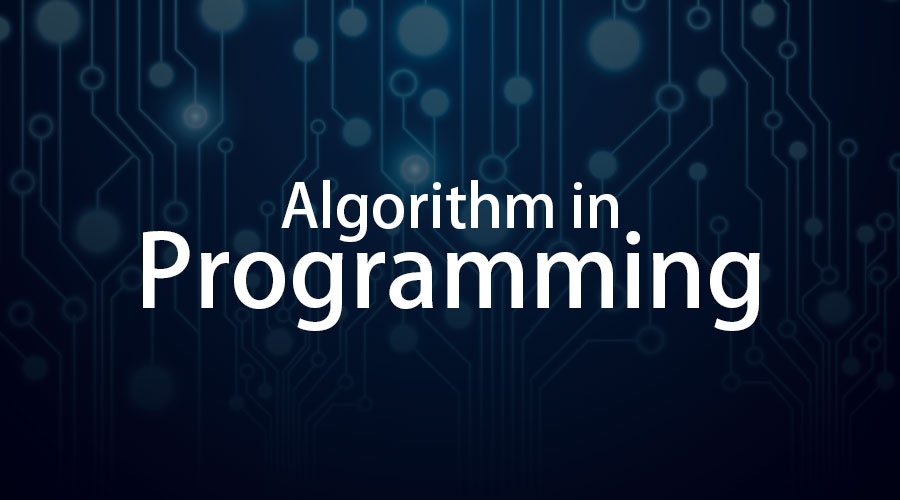 Algorithm-in-Programming