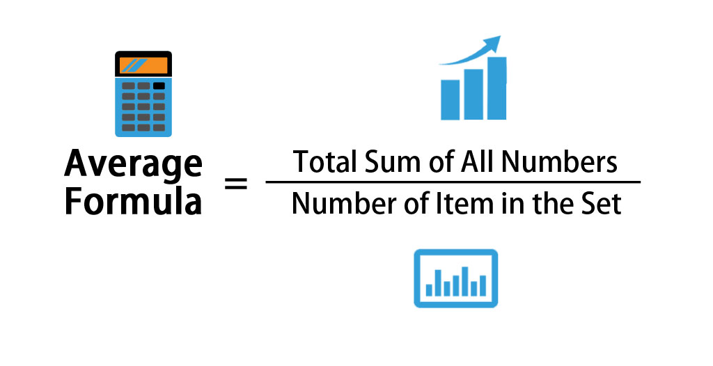 Average Formula | How To Calculate Average (Calculator, Excel Template)