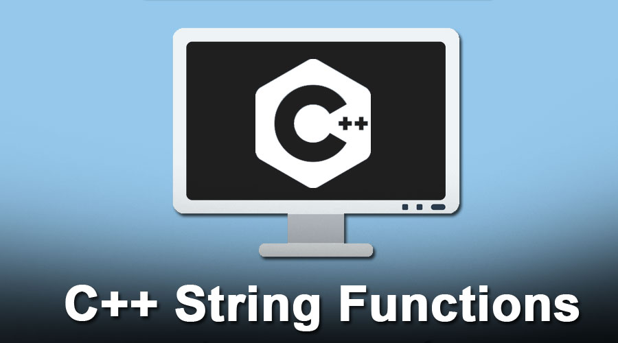 C++ String Functions