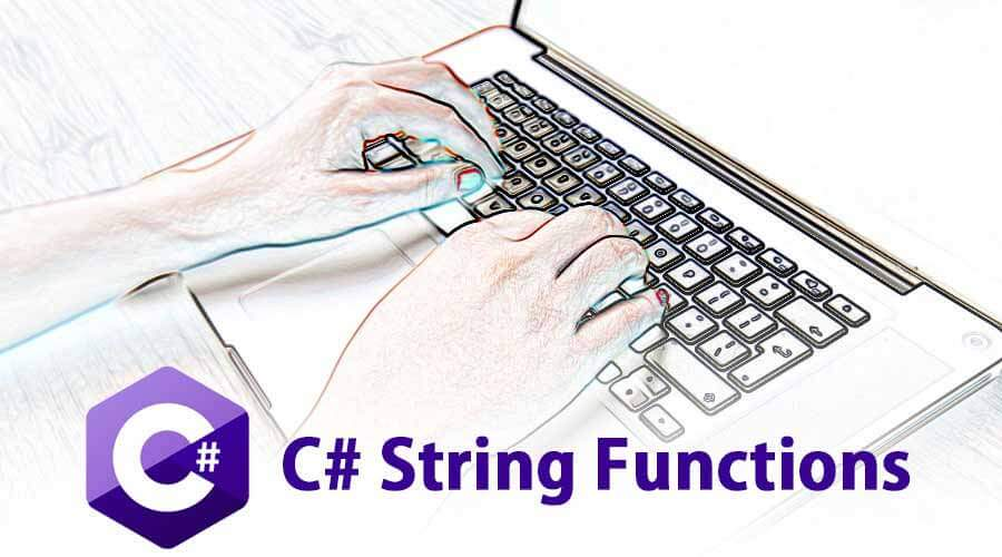 C String Functions Different Examples Of String