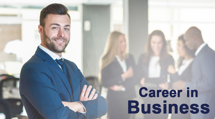 Career In Business