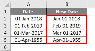 Concatenate Date Example 6-5