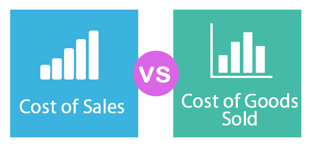Cost of Sales vs Cost of Goods Sold
