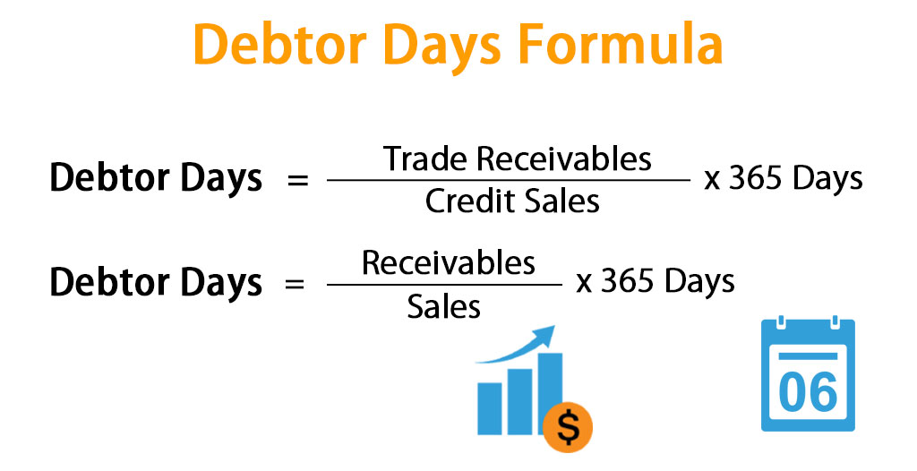 Debtor Days Formula