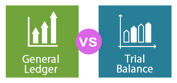 General Ledger vs Trial Balance