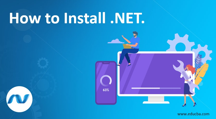 How to Install .NET