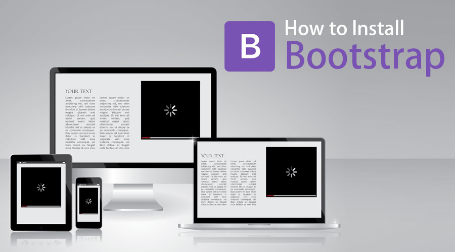 How to Install Bootstrap