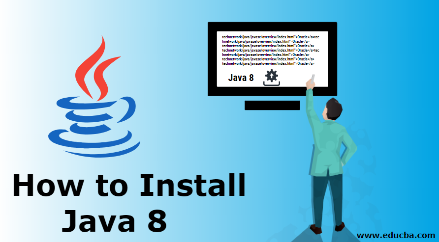 How to Install Java 8
