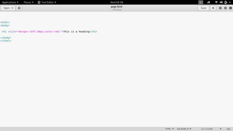 Inline Input