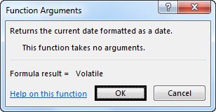 Functions Arguments