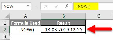 Insert date example 2-1