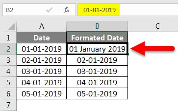Insert date example 3-3