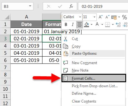 Insert date example 3-4